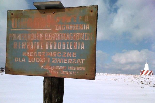 Radiolatarnia VOR Jabłonka (JAB)